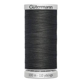 Gutermann 36 Antraciet | Super sterk naaigaren 100m