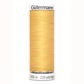 Gutermann 415 Licht oker | Naaigaren 200m