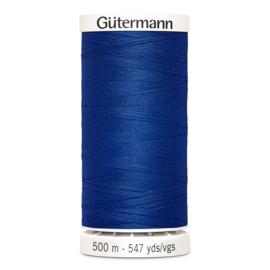 Gutermann 214 Blauw | Naaigaren 500m