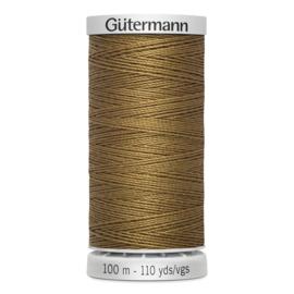 Gutermann 887 Donker goud | Super sterk naaigaren 100m