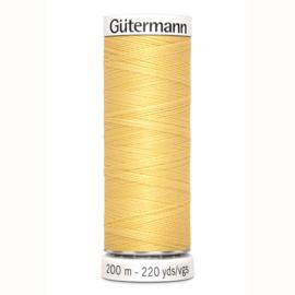 Gutermann 7 Geel  | Naaigaren 200m