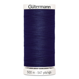 Gutermann 310 Donkerblauw | Naaigaren 500m