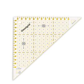 OMNIGRID Patchwork Liniaal Driehoek tot 15 cm
