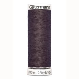 Gutermann 540 Donker lever | Naaigaren 200m