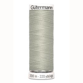 Gutermann 854 Licht khaki | Naaigaren 200m