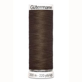 Gutermann 222 Bruin | Naaigaren 200m