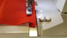 JUKI Zoomgeleider Coverlock