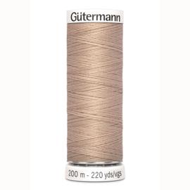 Gutermann 422 Licht beige | Naaigaren 200m