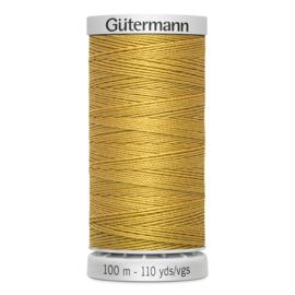 Gutermann 968 Oker | Super sterk naaigaren 100m