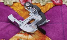 BROTHER Voet voor quilten in de naad met dubbeltransport F075 | voor gemotoriseerde dubbeltransport voet