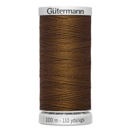 Gutermann 650 Bruin | Super sterk naaigaren 100m