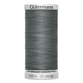 Gutermann 701 Donker grijs | Super sterk naaigaren 100m