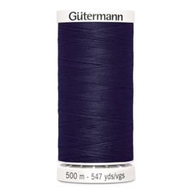 Gutermann 339 Diep donkerblauw | Naaigaren 500m