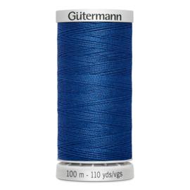 Gutermann 214 Blauw | Super sterk naaigaren 100m