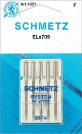SCHMETZ Overlock ELx705 SUK CF 90