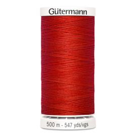 Gutermann 364 Licht rood | Naaigaren 500m