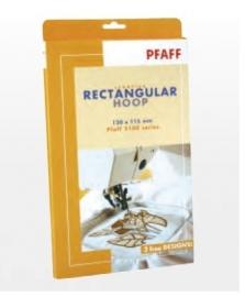 PFAFF Creative Rectangular Hoop (120x115)
