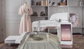 Husqvarna Designer Epic 2 + gratis Premier+ 2 Ultra t.w.v. 1.599 euro (voorverkoopactie)