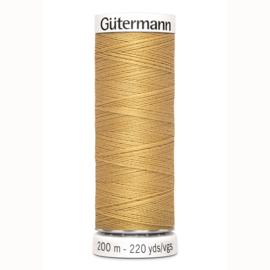 Gutermann 893 Mosterd | Naaigaren 200m