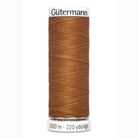 Gutermann 448 Licht bruin | Naaigaren 200m