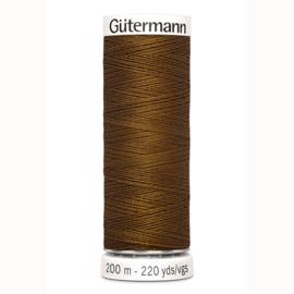 Gutermann 19 Licht bruin | Naaigaren 200m