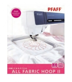 PFAFF Creative All Fabric Hoop II (150x150)