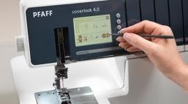PFAFF Coverlock 4.0 | Coverlockmachine