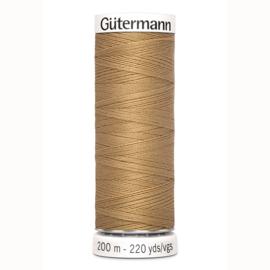 Gutermann 591 Licht goud | Naaigaren 200m