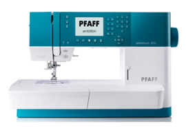PFAFF Ambition 620 + gift box