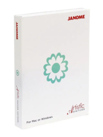 JANOME Artistic Digitizer Compleet