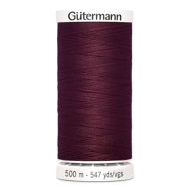 Gutermann 369 Bordeaux | Naaigaren 500m