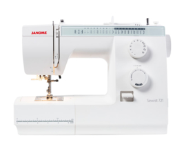 JANOME Sewist 721 | mechanisch + knoopsgat