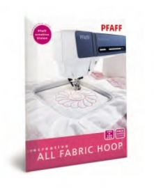 PFAFF Creative All Fabric Hoop (130x130)