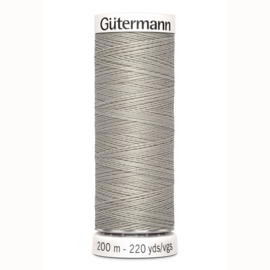 Gutermann 118 Beige | Naaigaren 200m
