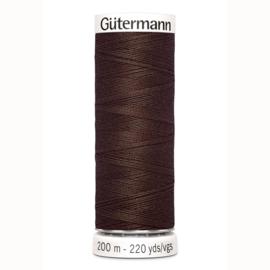 Gutermann 774 Midden bruin | Naaigaren 200m