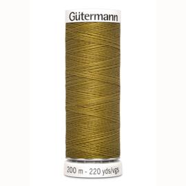 Gutermann 886 Donker goud | Naaigaren 200m
