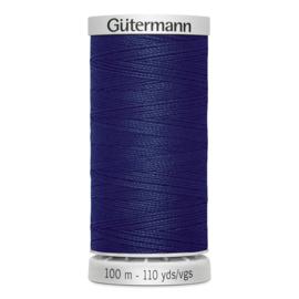 Gutermann 339 Donker blauw | Super sterk naaigaren 100m