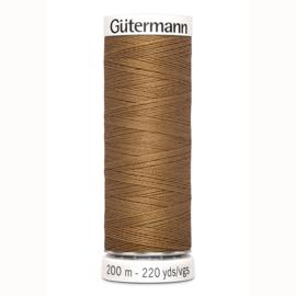 Gutermann 887 Donker goud | Naaigaren 200m