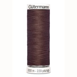 Gutermann 446 Bruin | Naaigaren 200m
