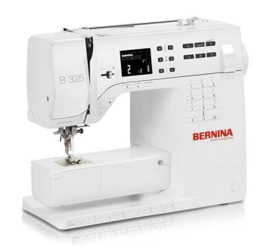 BERNINA 325 (bel 078-6139683 voor de Black Friday aktie)