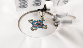 Husqvarna Mini Embroidery Spring Hoop (40x40)