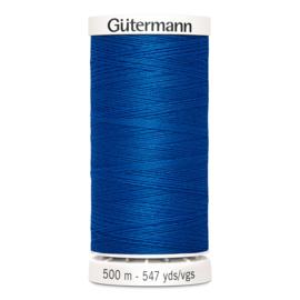 Gutermann 322 Kobalt | Naaigaren 500m