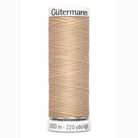 Gutermann 170 Licht Beige | Naaigaren 200m