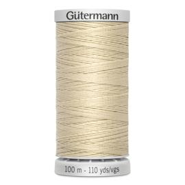 Gutermann 414 Ecru | Super sterk naaigaren 100m