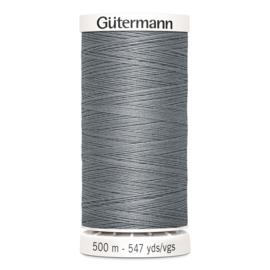 Gutermann 40 Muisgrijs | Naaigaren 500m