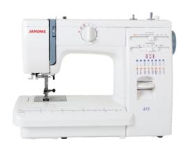 JANOME 415 | mechanisch