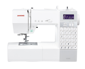 JANOME DC6030 | 30 steken | inclusief aanschuiftafel
