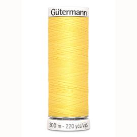 Gutermann 852 Geel  | Naaigaren 200m