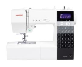 JANOME DC7100 | 100 steken | inclusief aanschuiftafel