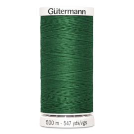 Gutermann 237 Groen | Naaigaren 500m
